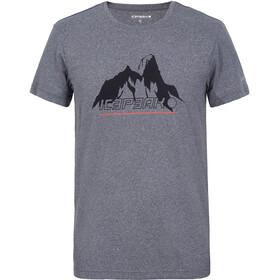 Icepeak Bayport T-Shirts Men, grijs